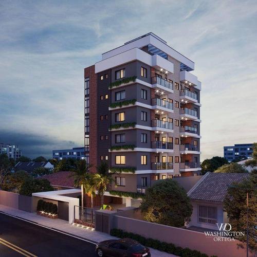 Imagem 1 de 21 de Apartamento À Venda, 83 M² Por R$ 430.600,00 - Centro - São José Dos Pinhais/pr - Ap0771