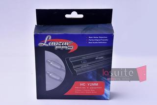 Lanzar Pro Cable Rca Tipo Y 1 Hembra 2 Macho Hc Y2mm (par)