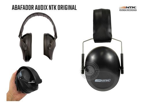 Abafador Airsoft Protetor Caça Tiro Esportivo Ntk Original