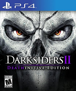 Darksiders 2 Deathinitive Edition Playstation