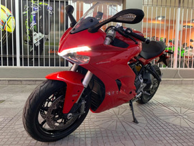 Ducati Supersport 950cc Solo 2400km Hobbycer Bikes