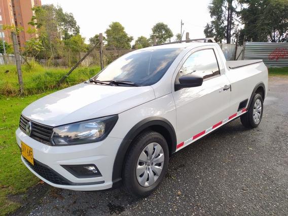 Volkswagen Saveiro Pick Up Full Equipo 2018 Mecánica