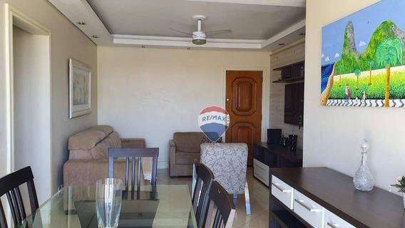 Apartamento Com 2 Dormitórios À Venda, 72 M² - Méier - Ap1634