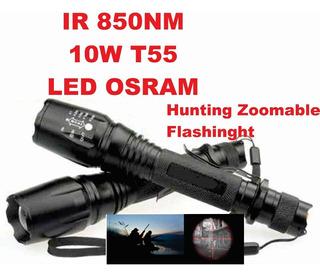 Lanterna Infravermelho Osram T55 Longo Alcançe Profissional