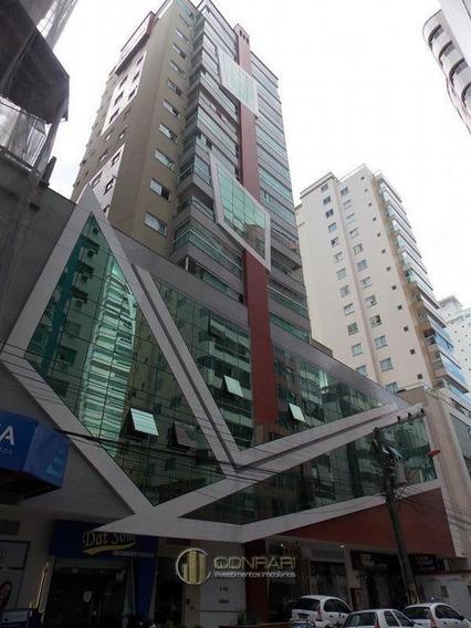 Apartamento Proto Pra Morar Na Meia Praia. - Ap0397-1