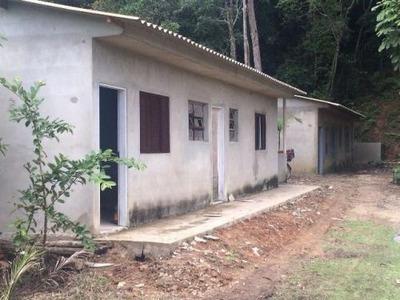 Chácara No Aguapeú, Em Itanhaém, 10000m², Ref 3764
