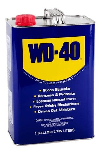 Aceite Multiuso Wd-40 Galon - 3,785lt. - Todo Obra-