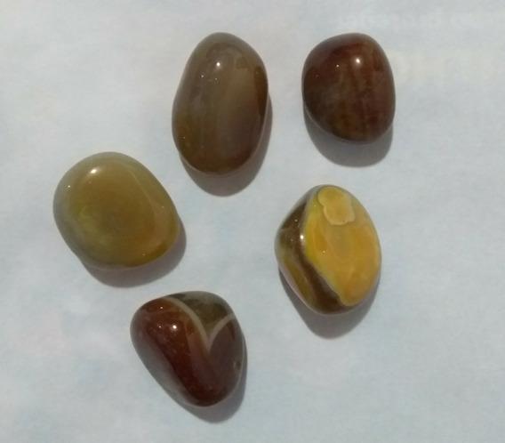 Kit Agata Natural 5 Pedras