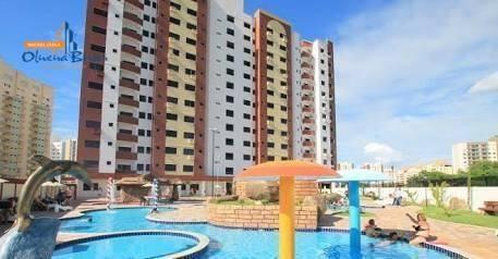 Flat Com 1 Dormitório À Venda, 43 M² Por R$ 180.000,00 - Turista I - Caldas Novas/go - Fl0017