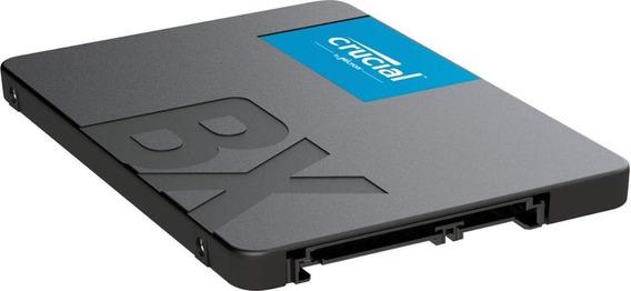 Ssd Crucial Bx500 240 Gb 3d Nand Sata 2,5 Inch - Micron