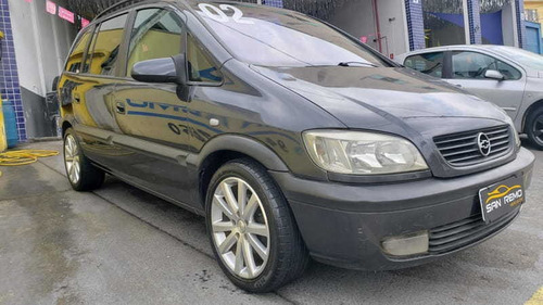Chevrolet Zafira Cd 2.0 4p