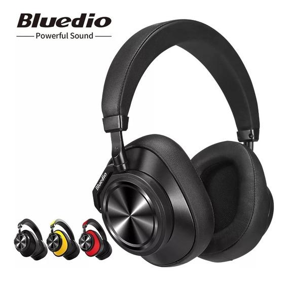 Fone Headset Bluedio T6 Bluetooth Cancelamento De Ruído