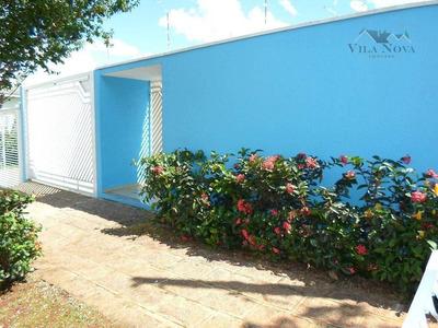 Casa Residencial À Venda, 4 Suítes, Jardim Esplanada, Indaiatuba. - Ca0702