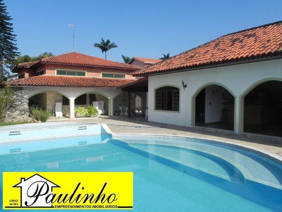 Casa Na Praia De Peruíbe, Litoral Paulista, Com Piscina Linda, - Ca01108 - 1965519
