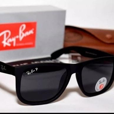 Óculos Ray Ban Justin Preto