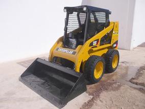 Minicargador Caterpillar 226b Serie 2 Auxiliar Hidraulico