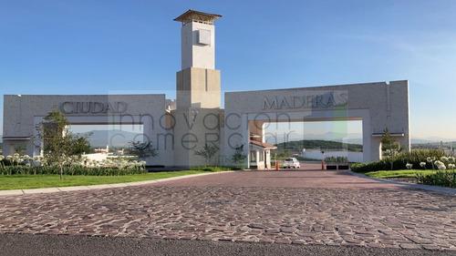 Imagen 1 de 10 de Ciudad Maderas, Terreno Habitacional En Venta En Fraccionami