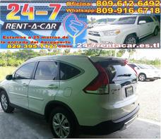 Rent Car, 24-7, Alquiler, Vehículos, Jipetas, Santiago, Rd