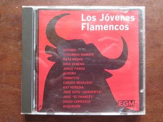 Los Jóvenes Flamencos. Recop. Ketama Tomatito Kiko V. España