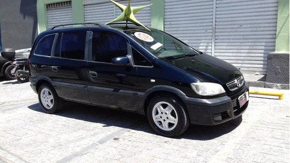Chevrolet Zafira 2.0 Completa 2008 7 Lug $ 23990 Troca E Fin
