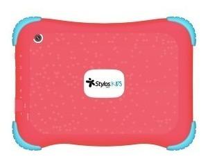Tablet Stylos Taris Kids, 1 Gb, Quad-core, Uso Rudo