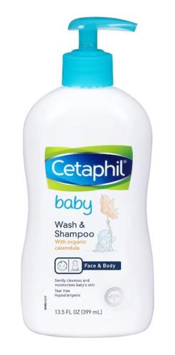 Cetaphil Baby Wash Y Champú Con Calénd - L a $186