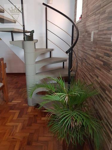 Casa Com 4 Dormitórios À Venda, 194 M² Por R$ 905.000,00 - Santo Amaro - São Paulo/sp - Ca0230