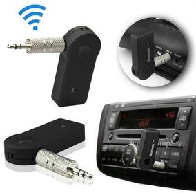 Adaptador Conector Receptor Bluetooth P/ Rádio Carro Veículo