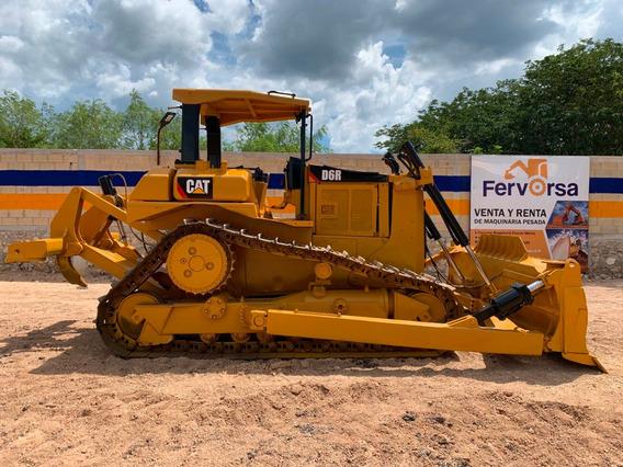 Tractor Bulldozer Caterpillar D6r 2000 Riper, 12,000 Hrs