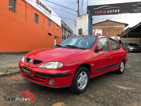 Renault Megane 1 Classic 1.4 Mod 2000