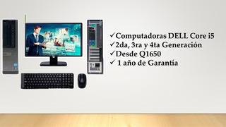 Venta De Computadoras, Accesorios Y Servicio Tecnico