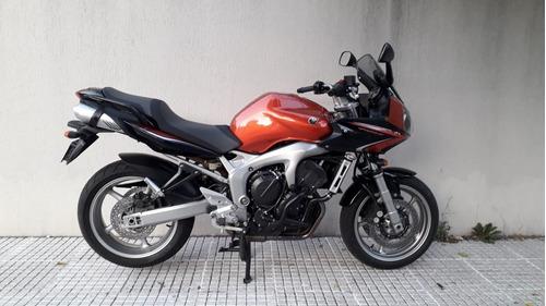 Yamaha Fazer 600 S2 Fz6 Xj6 Excelente Estado En Brm !!!