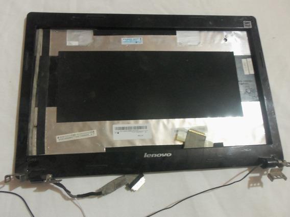 Carcaça De Tela Notebook Lenovo G485