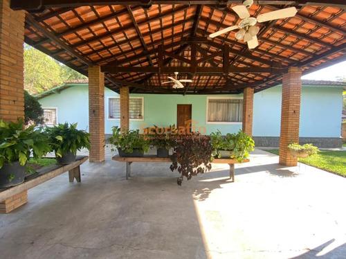 Imagem 1 de 12 de Chácara Para Locação, Lagoa, Itapecerica Da Serra/sp.  - 5920