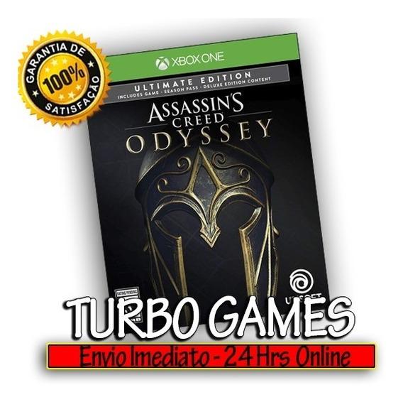 Assassins Creed Odyssey Complete Edition Xbox One Mídia Digi