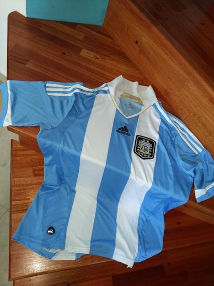 Camiseta Selección Argentina adidas 2011