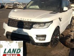 Range Rover Sport 3.0 Sucata - Retirada De Peças
