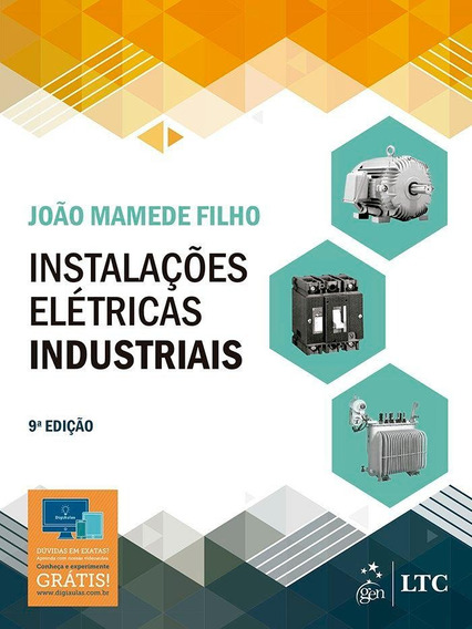 Instalações Elétricas Industriais - 9ª Edição 2017
