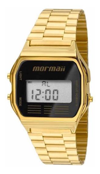 Relógio Dourado Mormaii