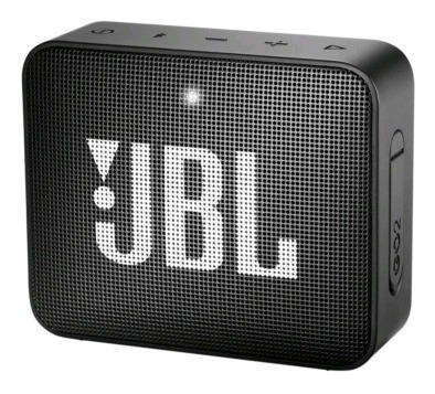 Caixa De Som Bluetooth Portátil À Prova Dágua-jbl Go 2 3w