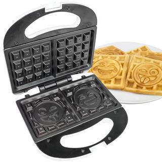Emoji Universe: Waffle Maker De 2 Rebanadas, Waffle Iron