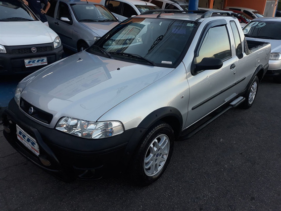 Fiat Strada 1.8 Mpi Adventure Ce 8v Gasolina 2p Manual