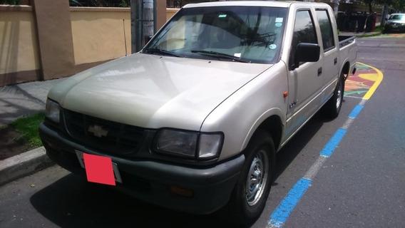 Chevrolet Luv Doble Cabina Año 2001 Plomo 4 Puertas