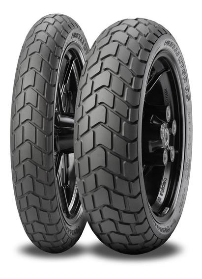 Pneu Pirelli Mt60 120/70-17 160/60-17 Cb500x Nc 700 750 X