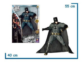 Dc Batman Justice League Muneco 50 Cm Nuevo Magic4ever