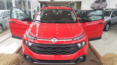 Fiat Toro 0km At - Todas Las Versiones. Anticipo $90.000 - 2