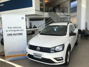 Volkswagen Vw Saveiro Cabina Doble + Pack High 2018 0 Km