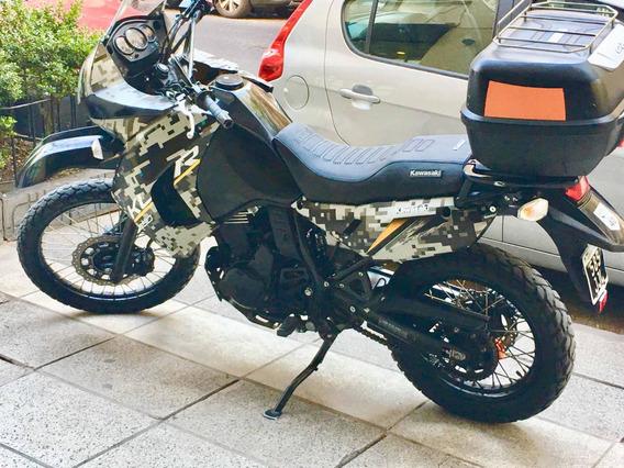 Kawasaki Klr 650 2013