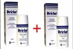 Driclo® 75ml - 2 Unidades -100% Original - Envio Imediato
