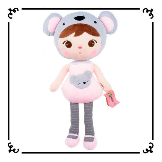 Boneca Metoo Doll Oficial Keppel Jimbao 45cm Koala